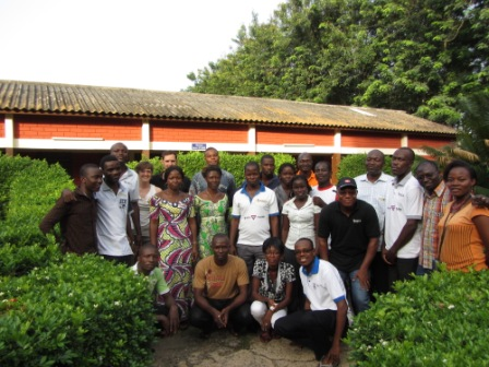 YMCA Togo is getting ready to improve its work on human right promotion and protection and fighting torture