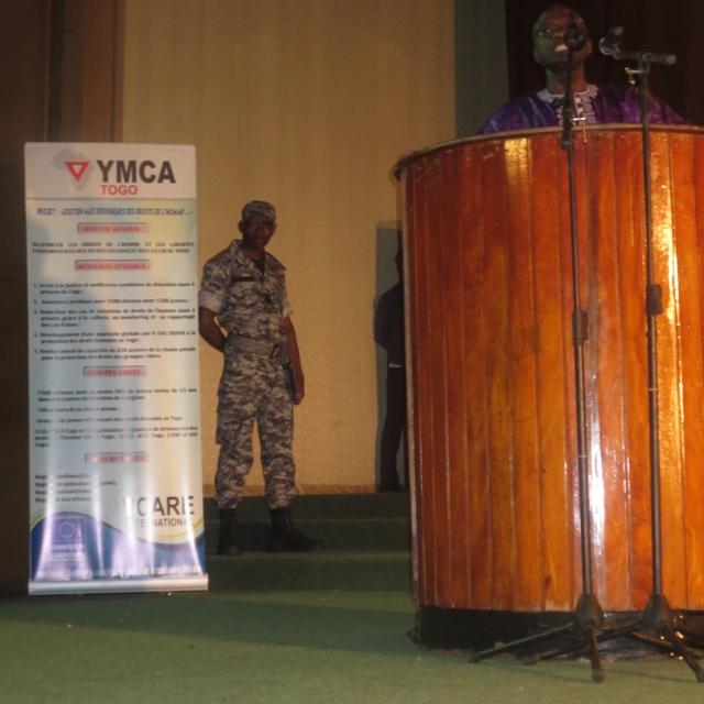 Coco de Kofi « récidive » : la 2e édition du concert de solidarité avec les détenus lancée au palais des congrès de Lomé ce 7 sept 2014 à 15 h 50