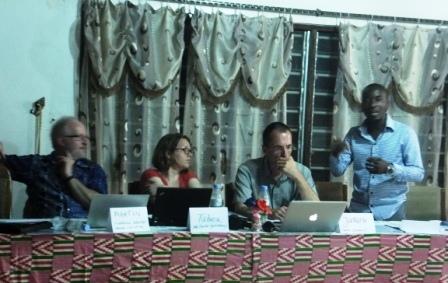 2014 Togo YMCA GOP meeting