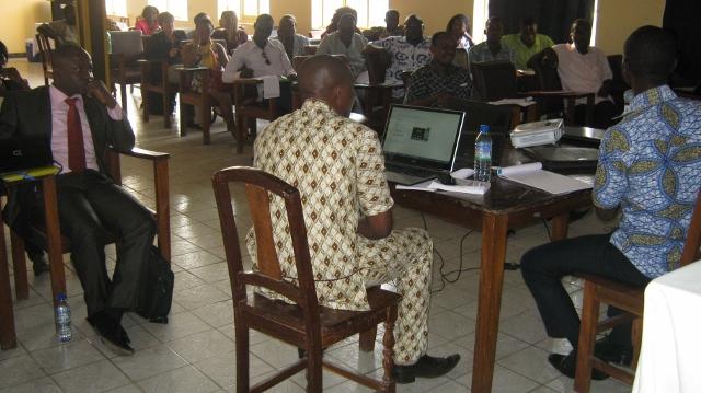 Observation des droits de l'homme dans les lieux de détention : YMCA et cinq autres  organisations de la société civile renforcent les capacités de leurs membres