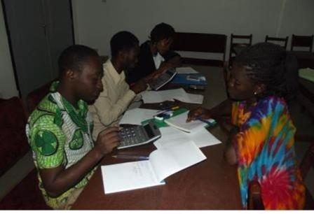 Social Audit: YMCA Togo organized Budget Analysis workshop for the advocacy group