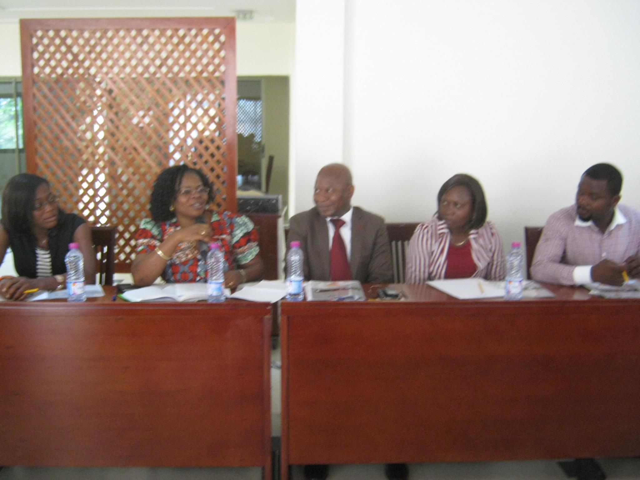 Pour une augmentation du budget alloué au secteur de la santé au Togo, YMCA fait un plaidoyer à l'endroit des députés