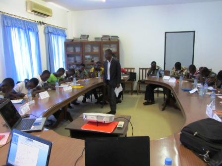 Promotion de d'hygiène et assainissement : YMCA TOGO a organisé un atelier de renforcement des capacités des jeunes pairs éducateurs Katanga et de Gbenyedzi Abomé