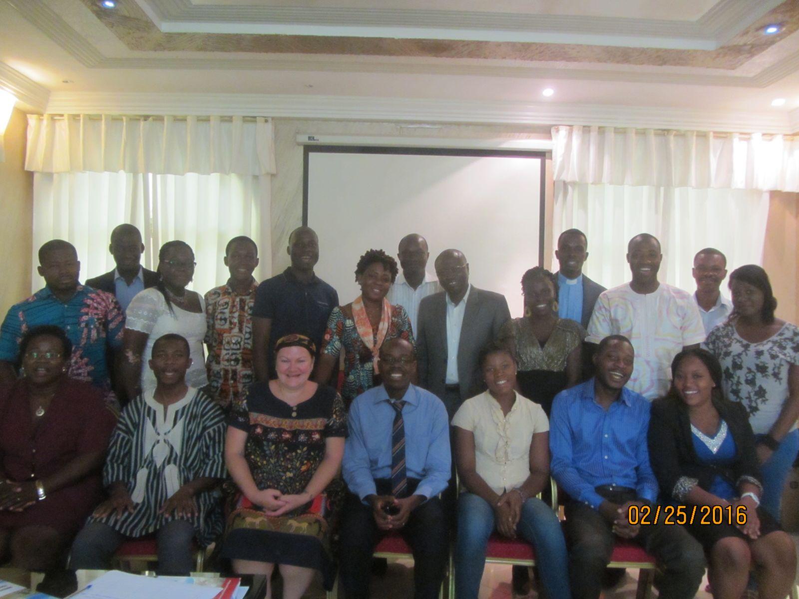 Pour la réalisation de l'agenda 2063, le YMCA s'entoure des acteurs publiques, parapubliques, confessionnels et du monde associatif pour la cause des jeunes au Togo et en Afrique