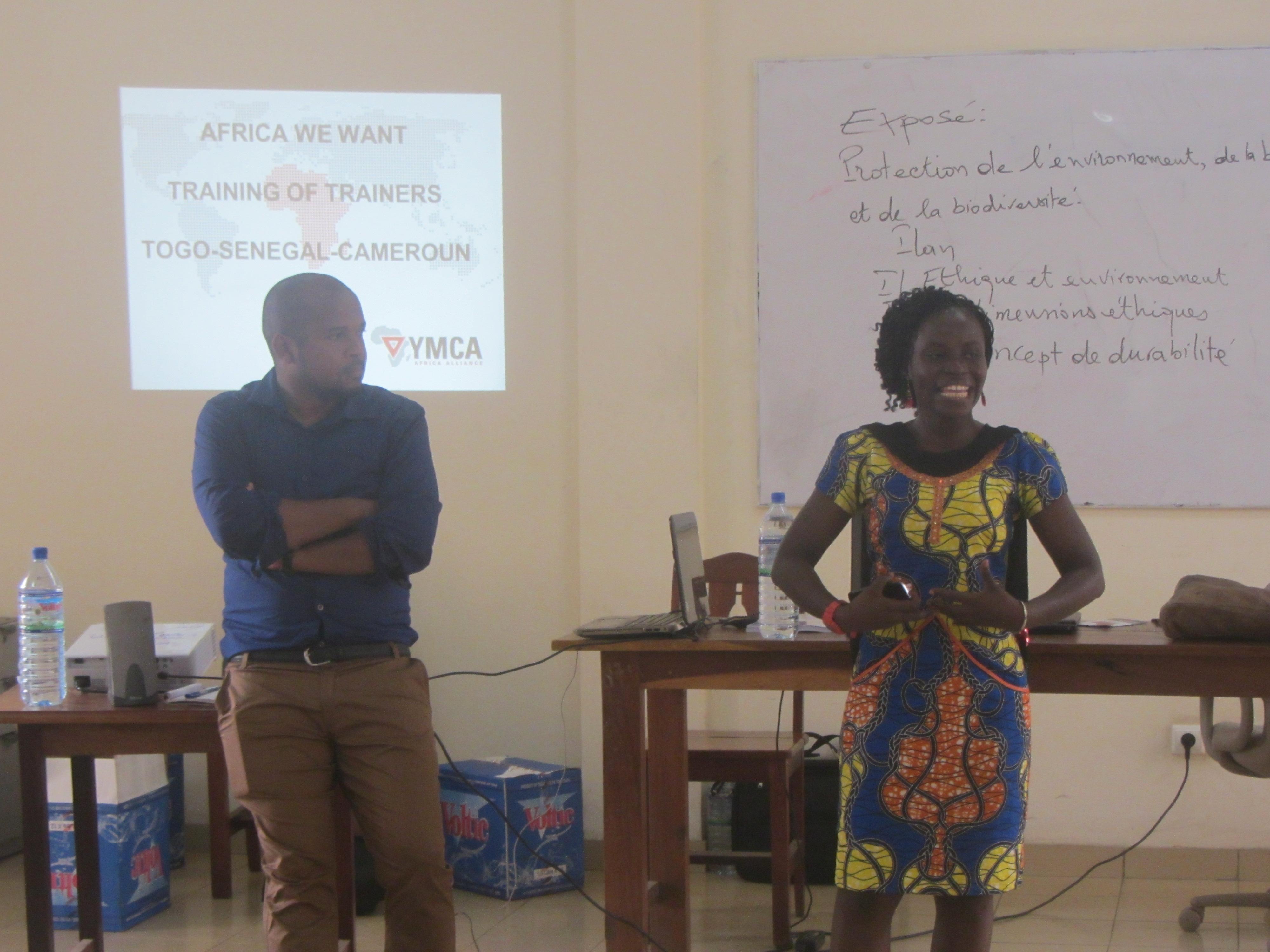 YMCA-Togo transforme les jeunes leaders en catalyseurs pour la Renaissance Africaine