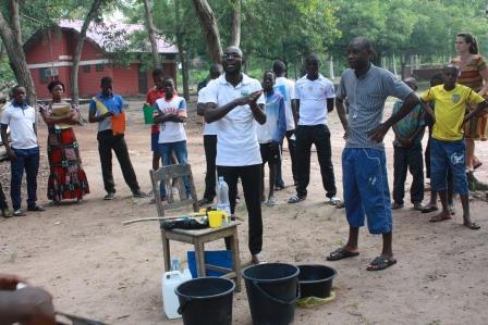 Camp Unité 2016: le YMCA-Togo contribue à la formation citoyenne des jeunes en collaboration avec le Corps de la Paix, l''ambassade des USA et la Fondation Unite