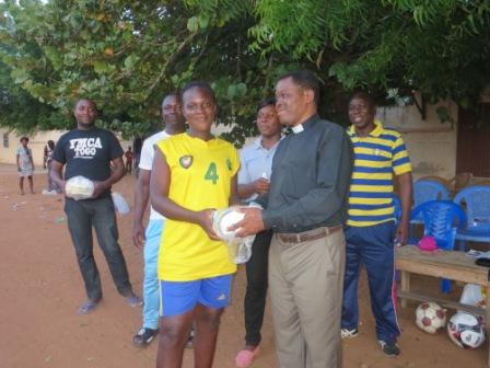 Le YMCA a sensibilisé les jeunes de la ville d'Aného sur les différentes types d'infractions et les peines encourues