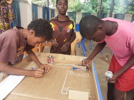 Power Space, un cadre créé par le YMCA en vue d'encourager l'expression des talents des jeunes