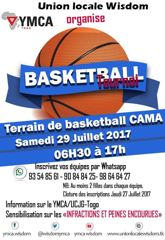 Tournoi de basketball