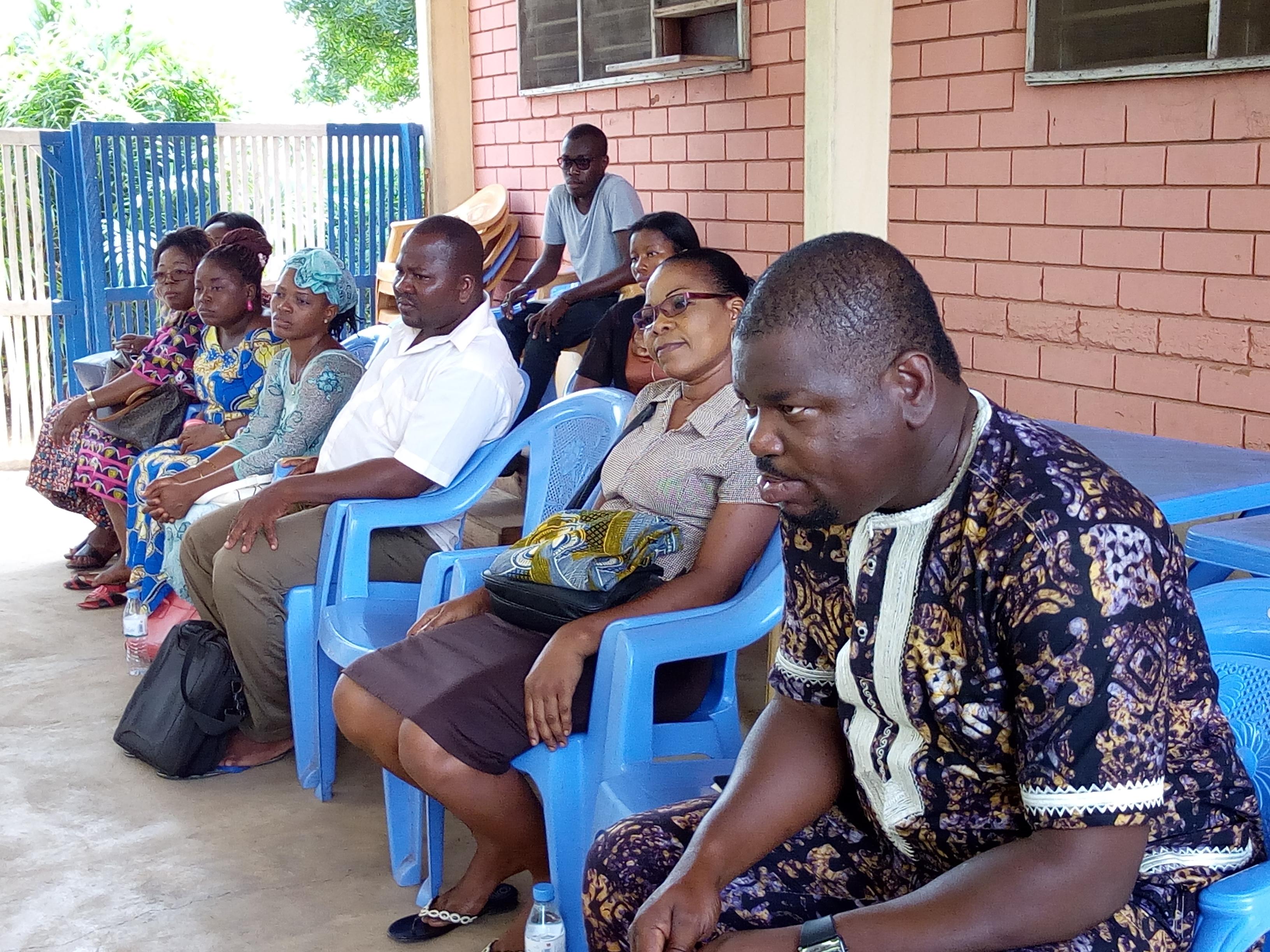 YMCA-TOGO réunit les patrons et patronnes des bénéficiaires en atelier de formation