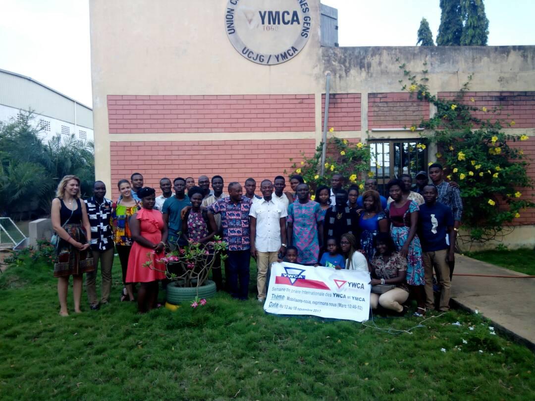 Semaine internationale de prière des YWCA et YMCA : Une semaine de mobilisation et d'intense prière pour faire entendre les sans voix