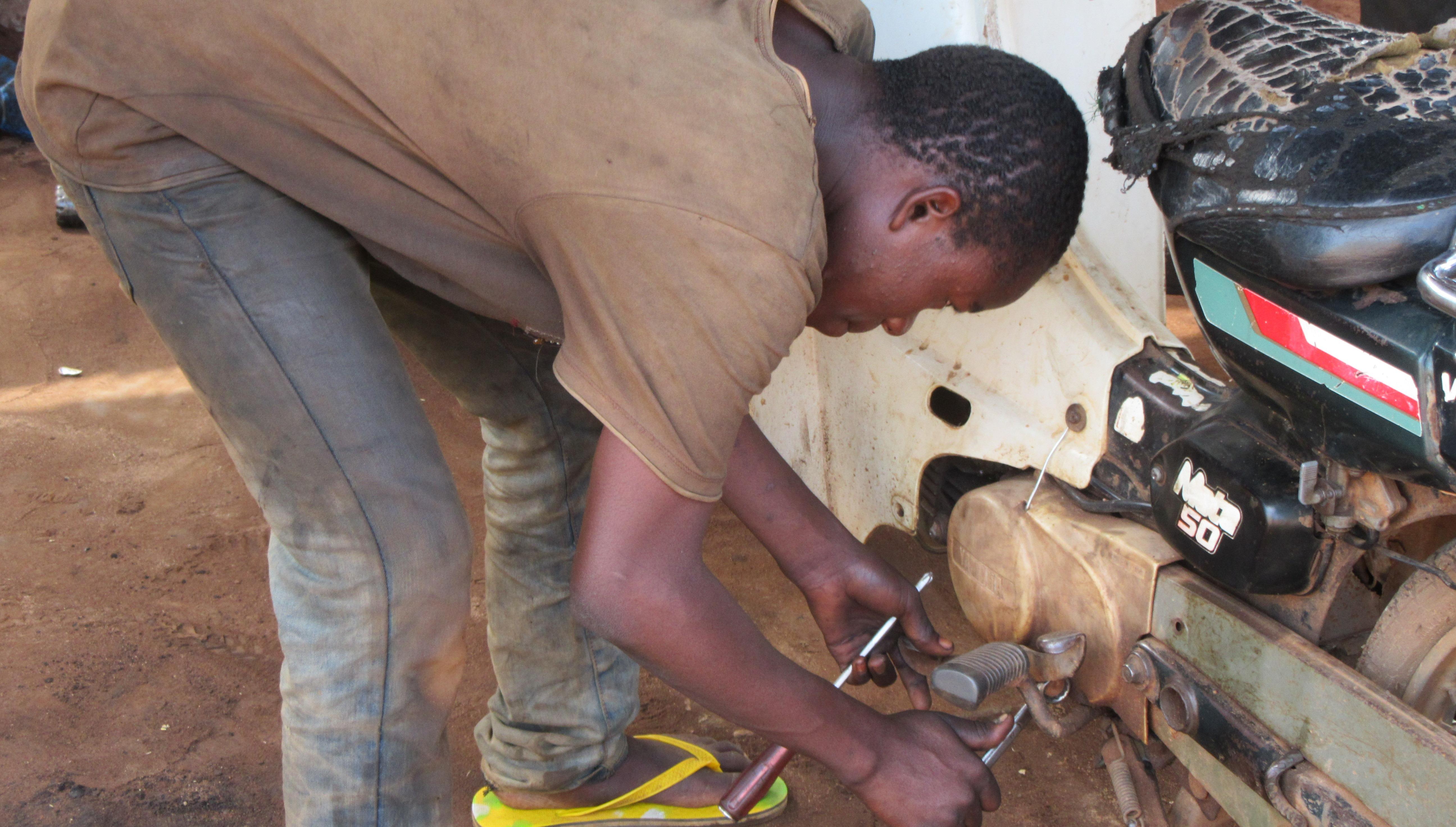 YMCA-Togo m'a fait éviter la prison