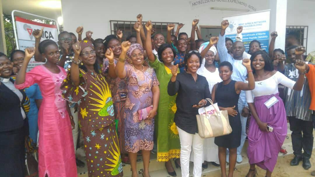 UCJG/YMCA ET WANEP-TOGO INVITENT LES FEMMES TOGOLAISES A S'INSPIRER DE LA VIE COMBATIVE DE WINNIE MANDELA
