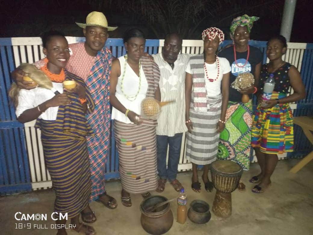 LA BRANCHE LOCALE WISDOM DE YMCA-TOGO VALORISE LA CULTURE AFRICAINE A TRAVERS SA SOIREE AFRIKAVI
