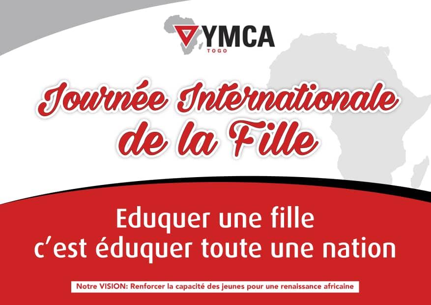 JOURNEE INTERNATIONALE DE LA FILLE : L'UCJG/YMCA SENSIBILISE DES COLLÉGIENS SUR « L'IMPORTANCE DE L'EDUCATION»