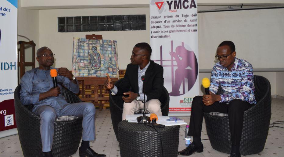 YMCA-Togo dénonce la situation sanitaire préoccupante dans les prisons du Togo