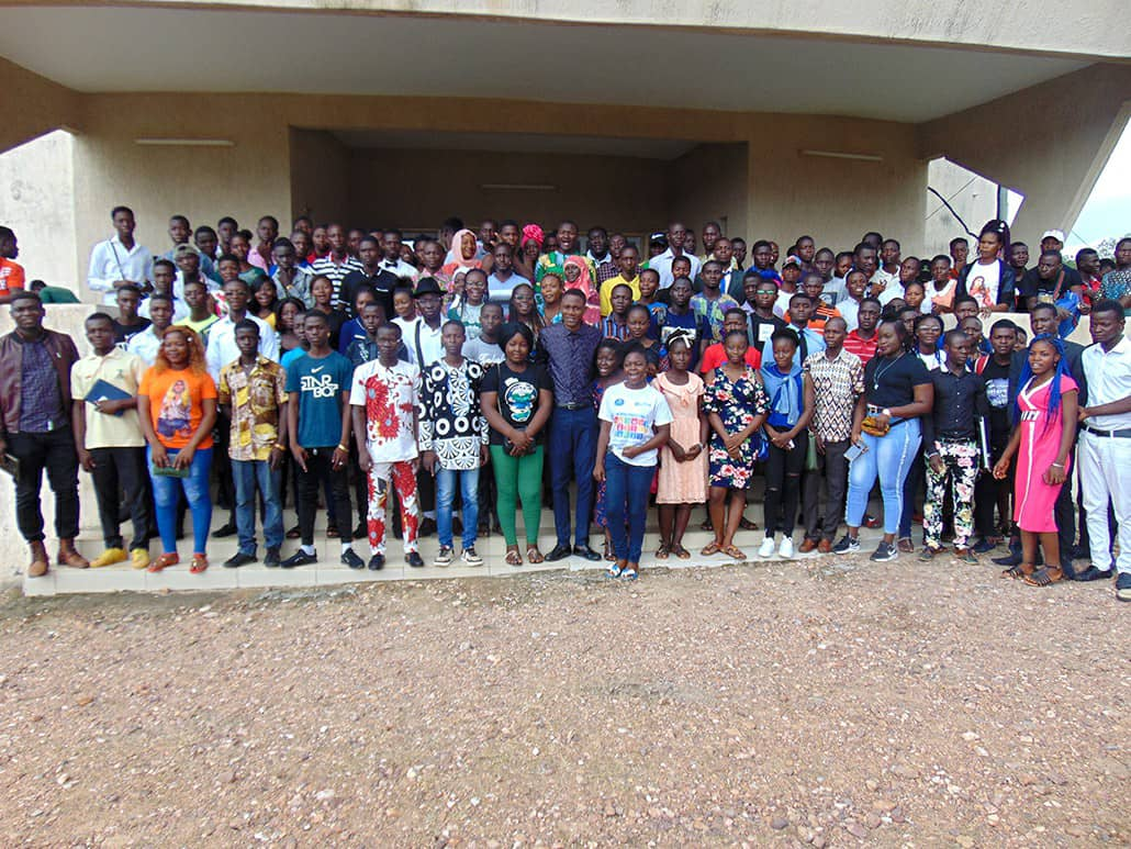 Computer LAB de YMCA-Togo à l'honneur à Youth Speak Forum,édition 2019