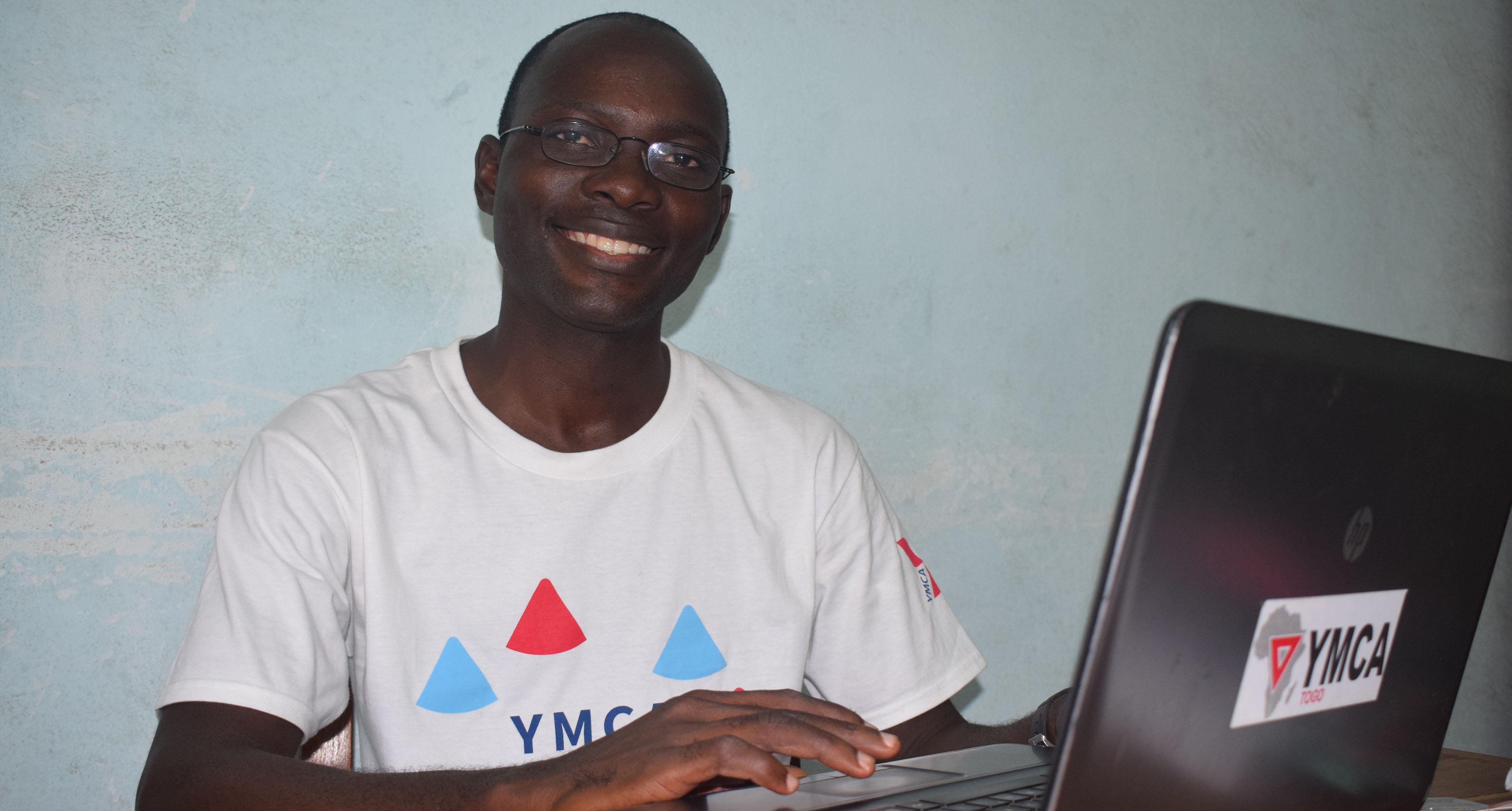 Réélu pour une seconde fois à la tête de la branche locale Wisdom, SEMANOU M. Kokougan nous parle de ses 9ans d'expériences avec le YMCA-Togo