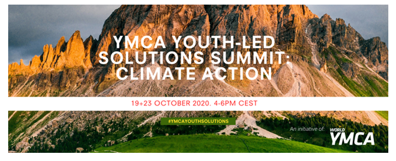 YMCA YOUTH-LED SOLUTIONS SUMMIT